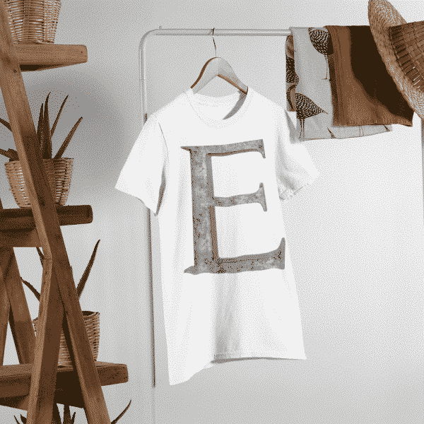 Iron E (Irony) T-Shirt (Unisex)