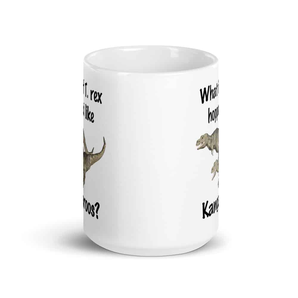 Kangasaurus Roo Mug